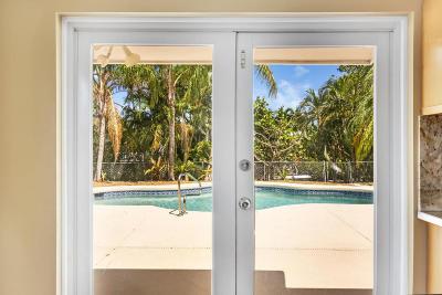 Jupiter Single Family Home For Sale: 1105 Mohawk Street