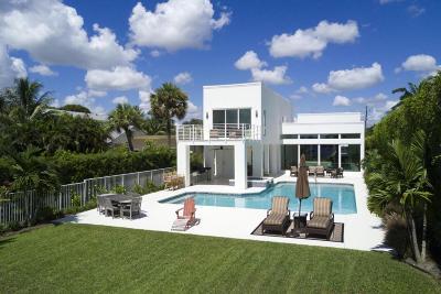 Lake Worth Rental For Rent: 1630 Lakeside Drive