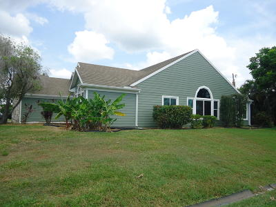 Port Saint Lucie Single Family Home For Sale: 2665 SE Solana Lane