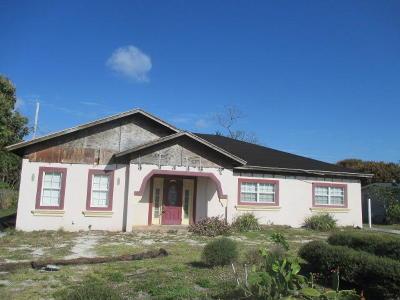 Vero Beach Single Family Home Contingent: 508 21st Street SW