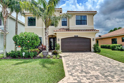 Delray Beach Single Family Home For Sale: 7870 Sunstone Street