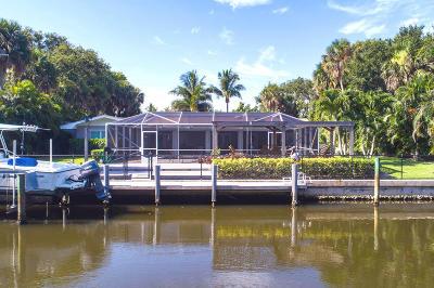 Vero Beach Single Family Home For Sale: 601 E Causeway Boulevard