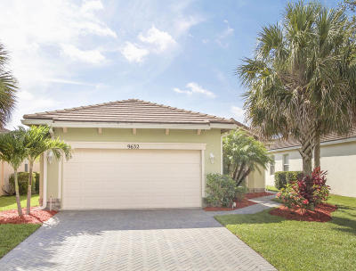 Port Saint Lucie Single Family Home For Sale: 9632 SW Lindale Trace Boulevard