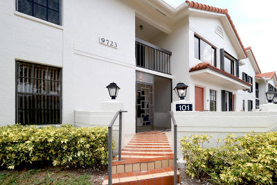 Boynton Beach Condo For Sale: 9723 Pavarotti Terrace #101