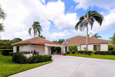 Fort Pierce Single Family Home For Sale: 2998 Conifer Drive