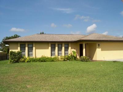 Hobe Sound Rental For Rent: 8930 SE Eagle Avenue