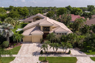 Boca Raton FL Single Family Home For Sale: $815,444