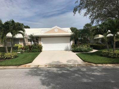Palm City Single Family Home For Sale: 2426 SW Foxpoint Trail