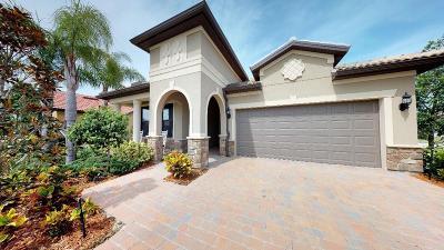 Port Saint Lucie Single Family Home For Sale: 262 SE Courances Drive