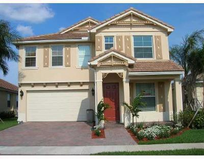 Royal Palm Beach Single Family Home For Sale: 444 Mulberry Grove Road