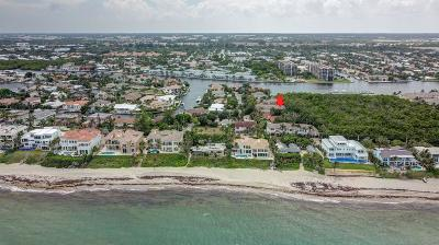 Bel Lido Townhouse For Sale: 1115 Highland Beach Drive