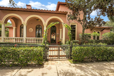 Jupiter Single Family Home For Sale: 102 Santander Drive