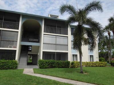 West Palm Beach Condo For Sale: 1109 Green Pine Boulevard #H3
