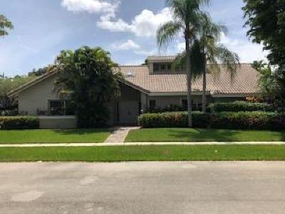 Boca Raton Single Family Home For Sale: 3745 Kings Way