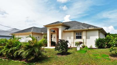 Port Saint Lucie Single Family Home For Sale: 3717 SW Wycoff Street