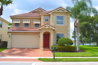 Royal Palm Beach Single Family Home For Sale: 556 Mulberry Grove Road