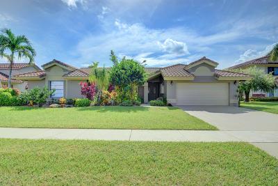 Boca Raton Single Family Home For Sale: 20757 Snug Creek Court