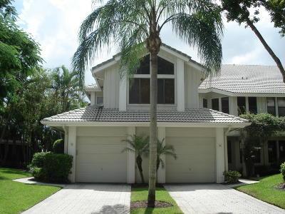 Boca Raton Condo For Sale: 17612 Ashbourne Lane #B