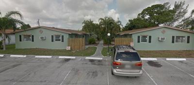 Lake Worth Multi Family Home For Sale: 3421 Hi Street