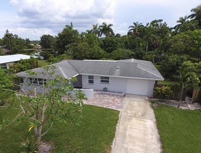 West Palm Beach FL Single Family Home For Sale: $330,000
