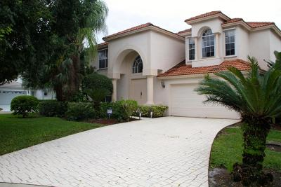 Palm Beach Gardens Single Family Home For Sale: 122 Bent Tree Drive