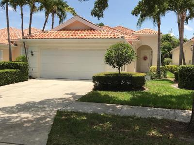 Delray Beach Single Family Home For Sale: 4663 Hammock Circle
