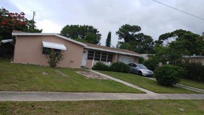 Boynton Beach, Boca Raton, Highland Beach, Delray Beach Single Family Home For Sale: 630 W Ocean Avenue