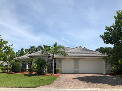 Vero Beach Single Family Home For Sale: 5925 Brae Burn Circle
