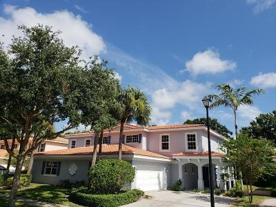 Jupiter Single Family Home Contingent: 119 Owl Pointe Circle
