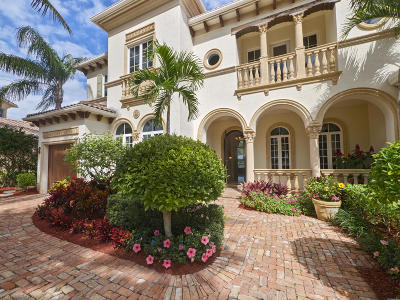 North Palm Beach FL Single Family Home For Sale: $3,595,000