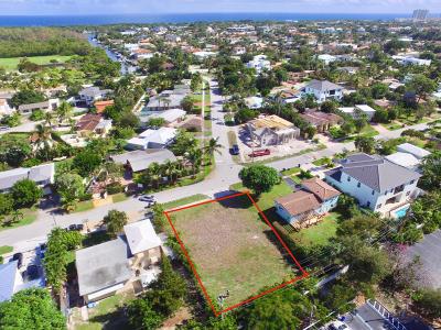 Boca Raton Residential Lots & Land For Sale: 1405 NE 4th Avenue