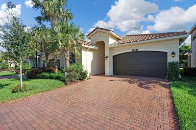 Delray Beach Single Family Home For Sale: 8081 Fire Opal Lane