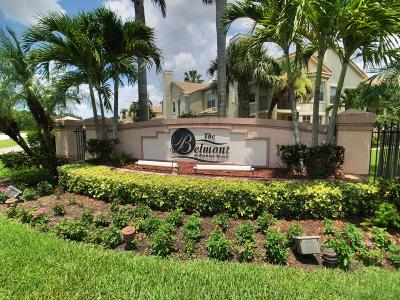 Boynton Beach Condo For Sale: 106 Belmont Place