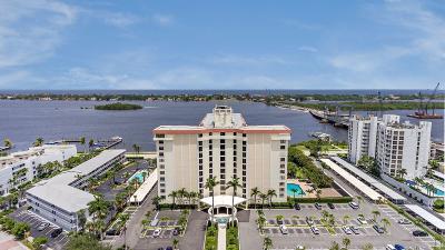 West Palm Beach Condo Sold: 3800 Washington Road #1109