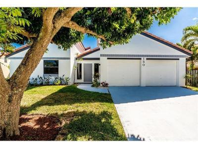 Boca Raton Single Family Home For Sale: 150 SW 15th Drive