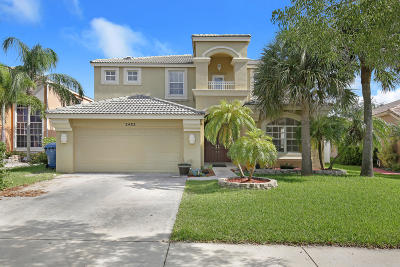 Royal Palm Beach Single Family Home For Sale: 2482 Westmont Lane