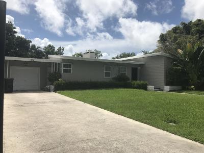 Delray Beach Single Family Home Contingent: 905 Swinton Avenue
