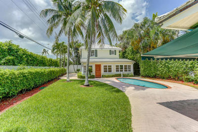 Broward County, Palm Beach County Single Family Home For Auction: 400 Seabreeze Avenue