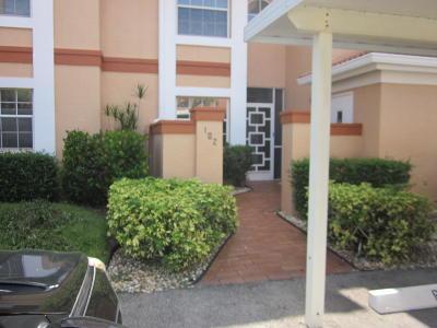 Boynton Beach Condo For Sale: 9951 Seacrest Circle #102