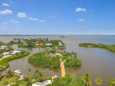 Sewalls Point Single Family Home For Sale: 142 S Sewalls Point Road