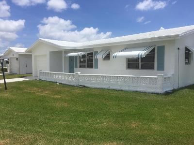Boynton Beach Single Family Home For Sale: 2110 SW 23rd Court