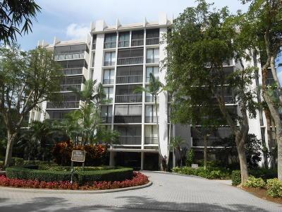 Boca Raton Condo For Sale: 1845 Bridgewood Drive