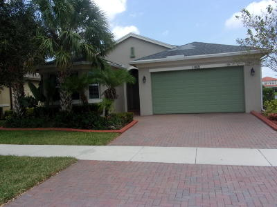 Port Saint Lucie FL Single Family Home Sold: $308,000