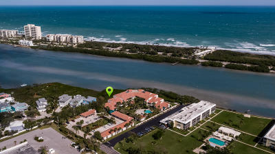 Tequesta Condo For Sale: 200 Waterway Road #202