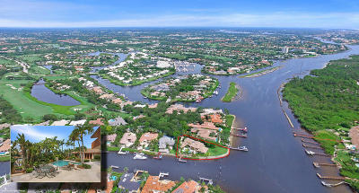 Jupiter Single Family Home For Sale: 199 Commodore Drive