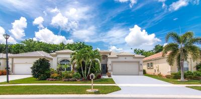 Lake Worth Single Family Home For Sale: 3912 Summer Chase Court
