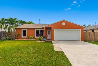 Stuart Single Family Home For Sale: 5723 SE Wilsie Drive