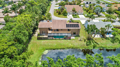 Palm Beach Gardens Multi Family Home For Sale: 9272 Green Meadows Way