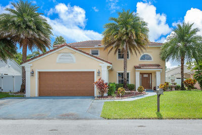 Deerfield Beach Single Family Home Contingent: 592 NW 48th Avenue