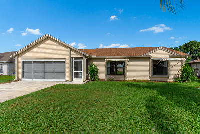 St Lucie County Single Family Home For Sale: 242 SW North Quick Circle
